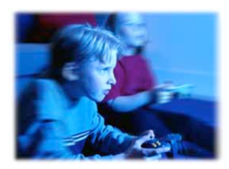 Do games make kids violent?